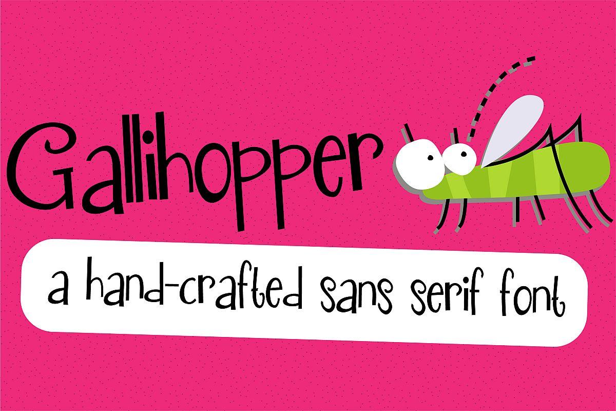 PN Gallihopper example image 1