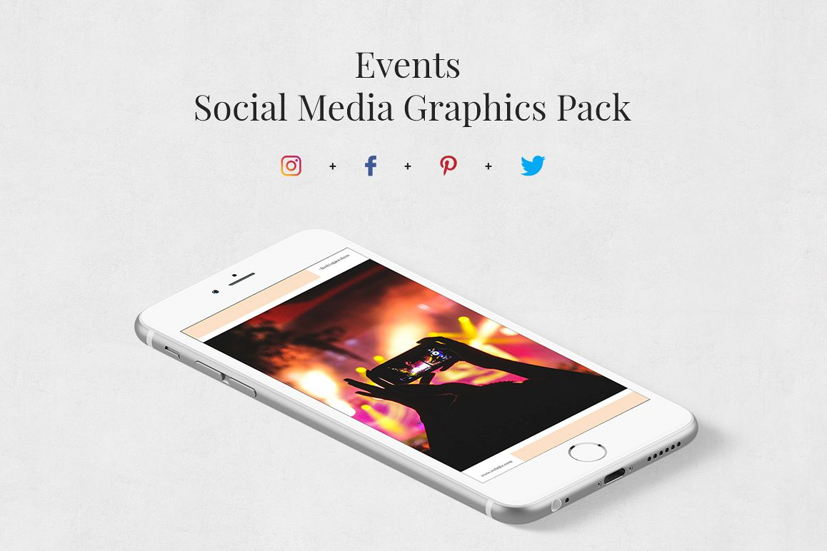 Events Pack example image 1