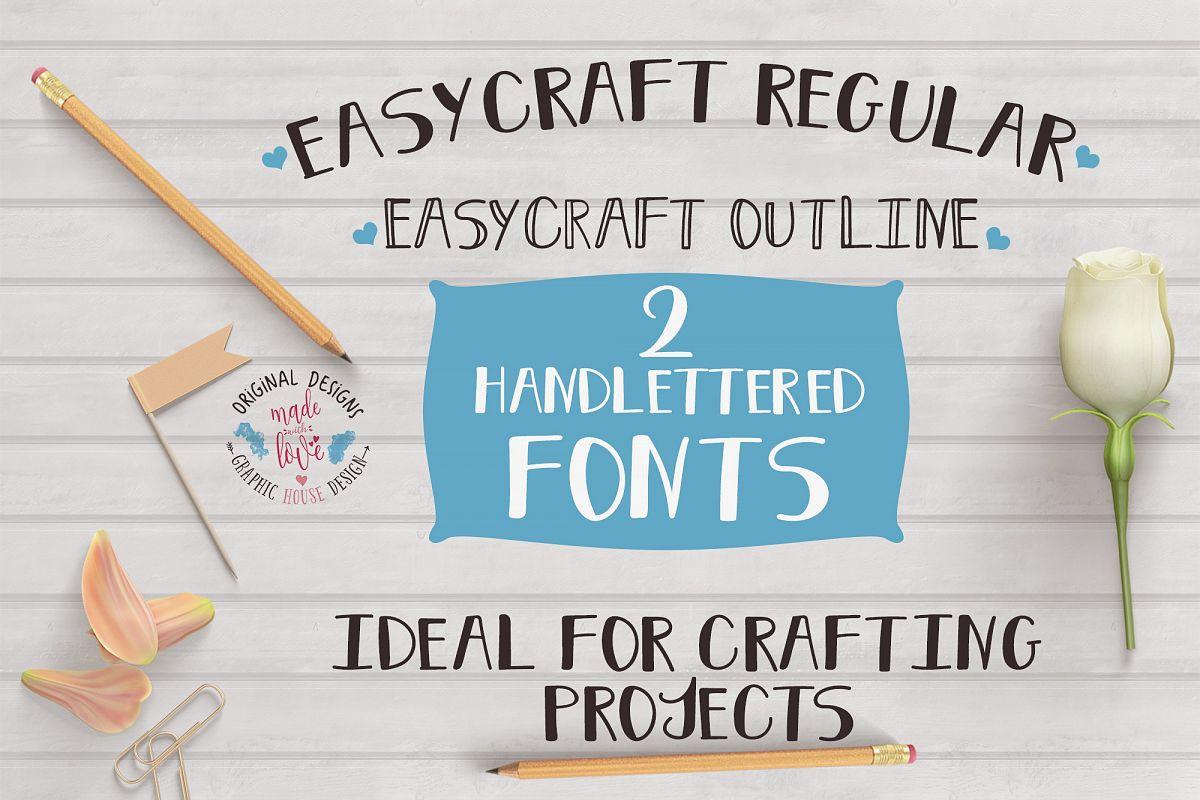 Easycraft Font example image 1