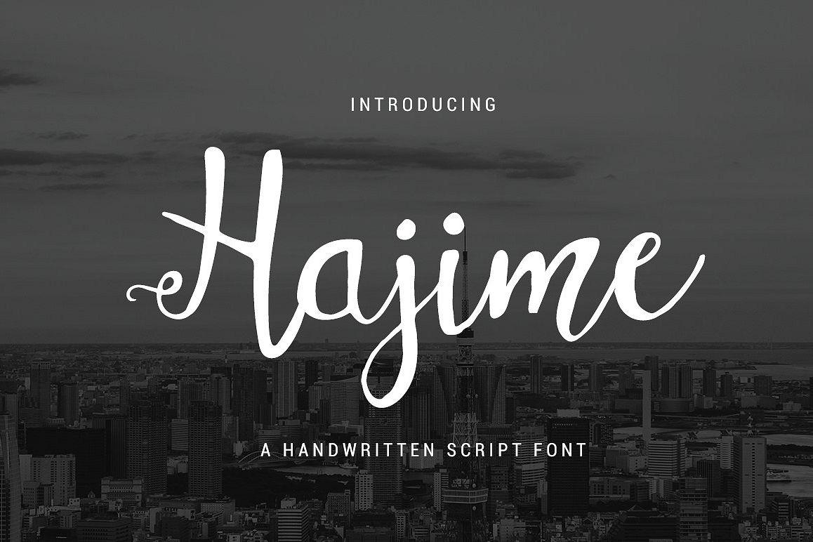 Hajime example image 1