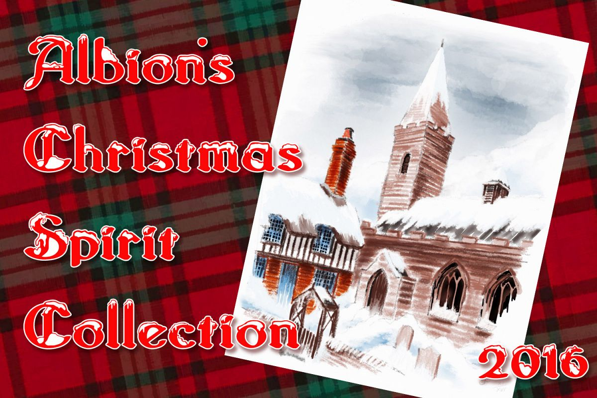 Albion's Christmas Spirit Collection - 2016 example image 1