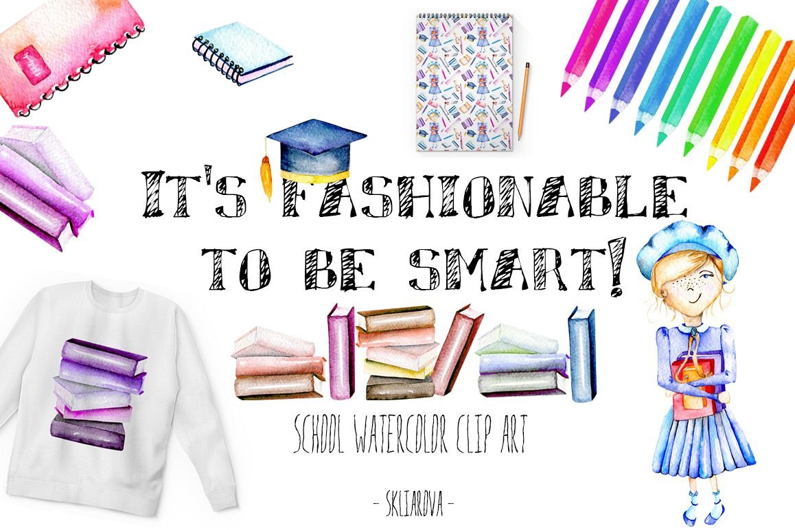 It's fashionable to be smart! example image 1