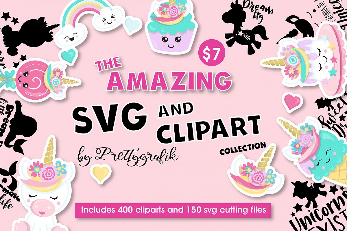 AMAZING SVG AND GRAPHIC BUNDLE- 550 in 1 example image 1