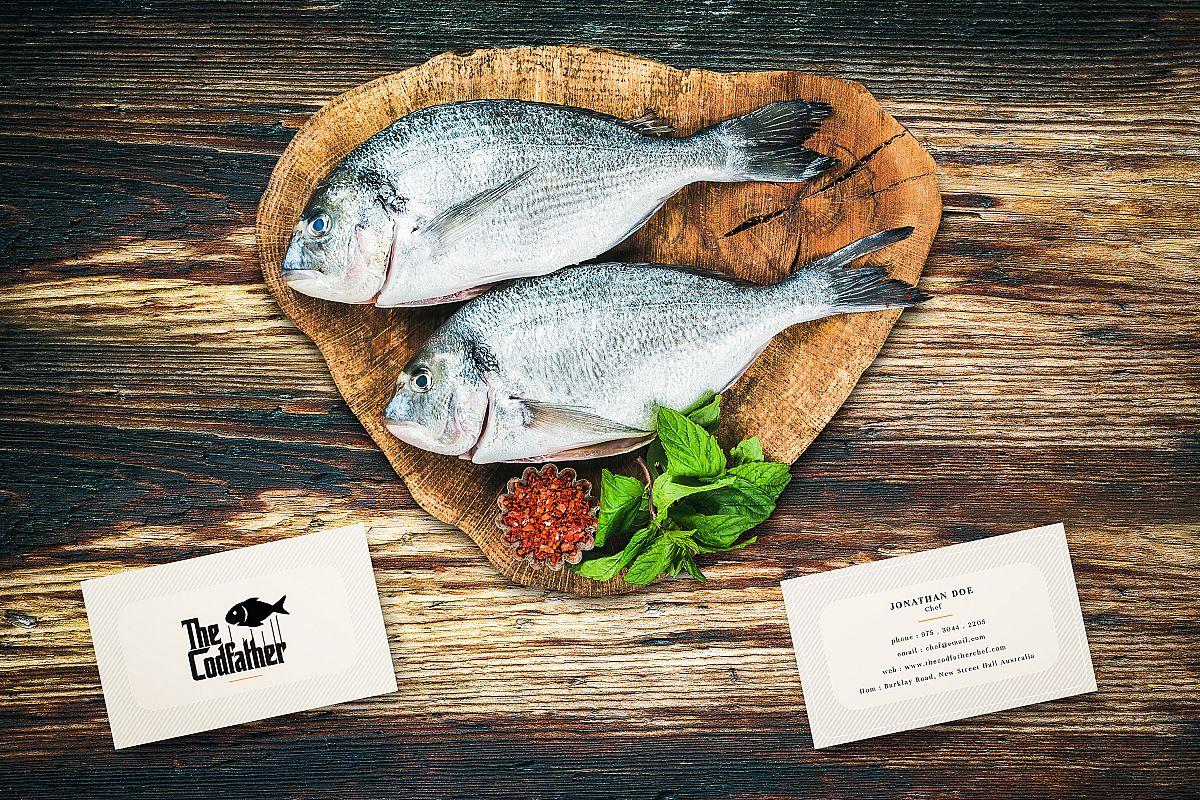 Seafood Mockup #6 example image 1