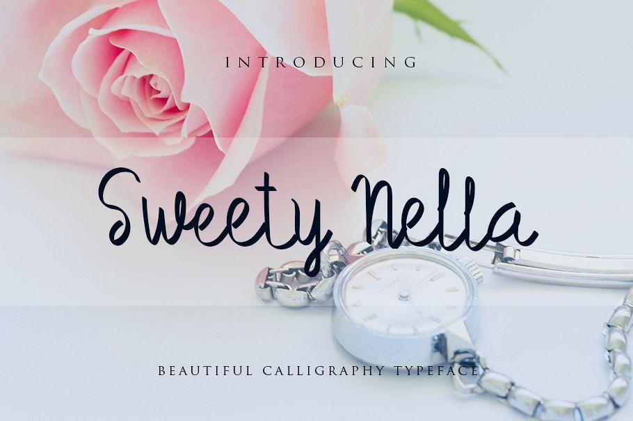 Sweety Nella example image 1
