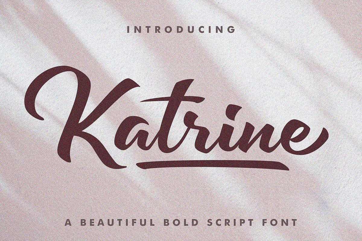 Katrine example image 1