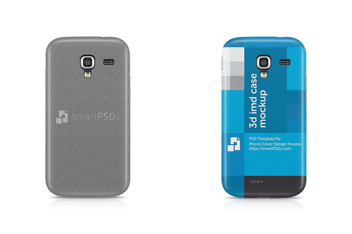 Samsung Galaxy Ace 2 3d IMD Mobile Case Design Mockup 2012 example image 1
