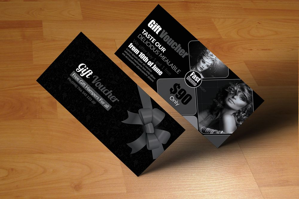 Photography Gift Vouchers example image 1