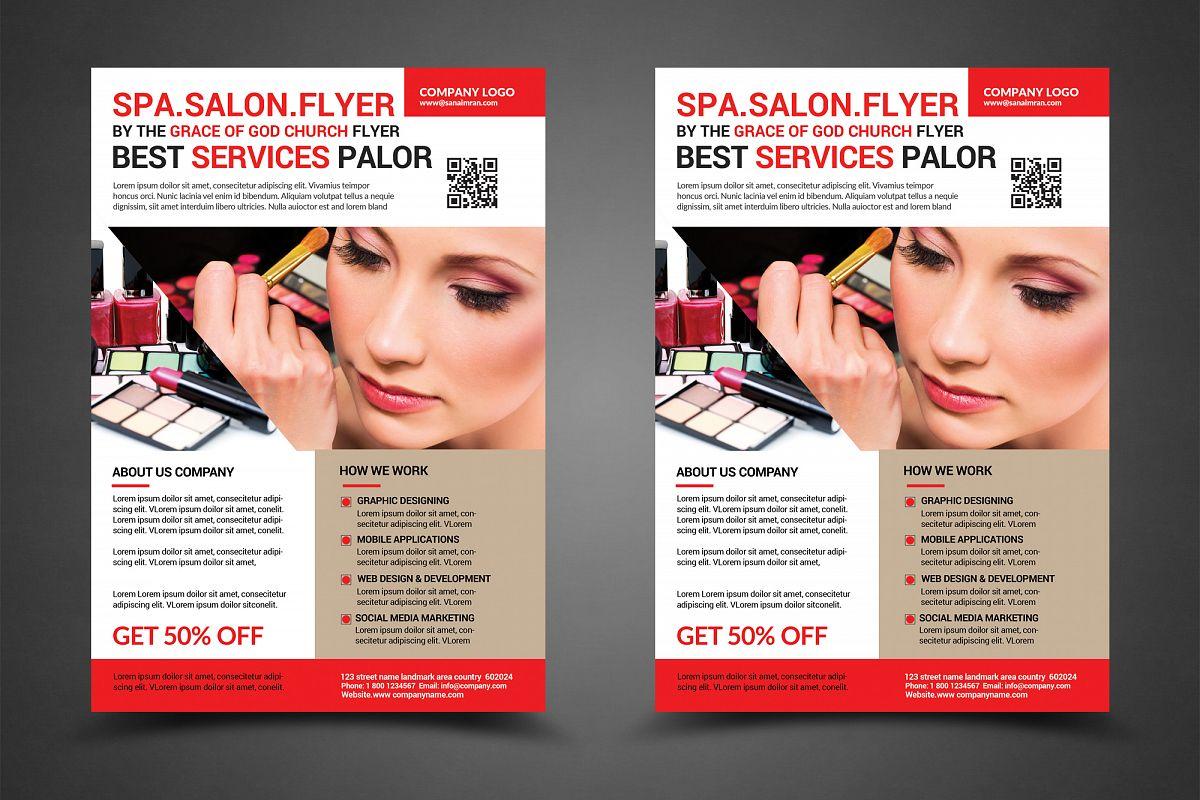 Beauty Flyer example image 1
