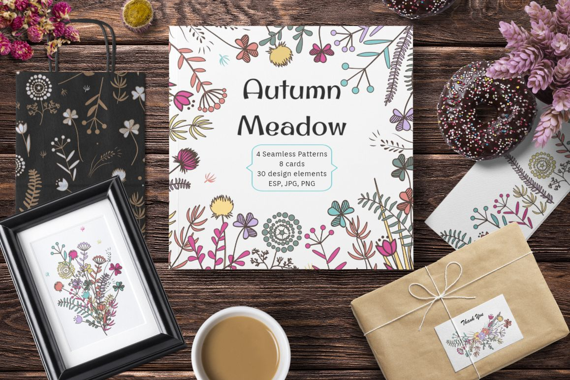 Autumn Meadow Collection example image 1