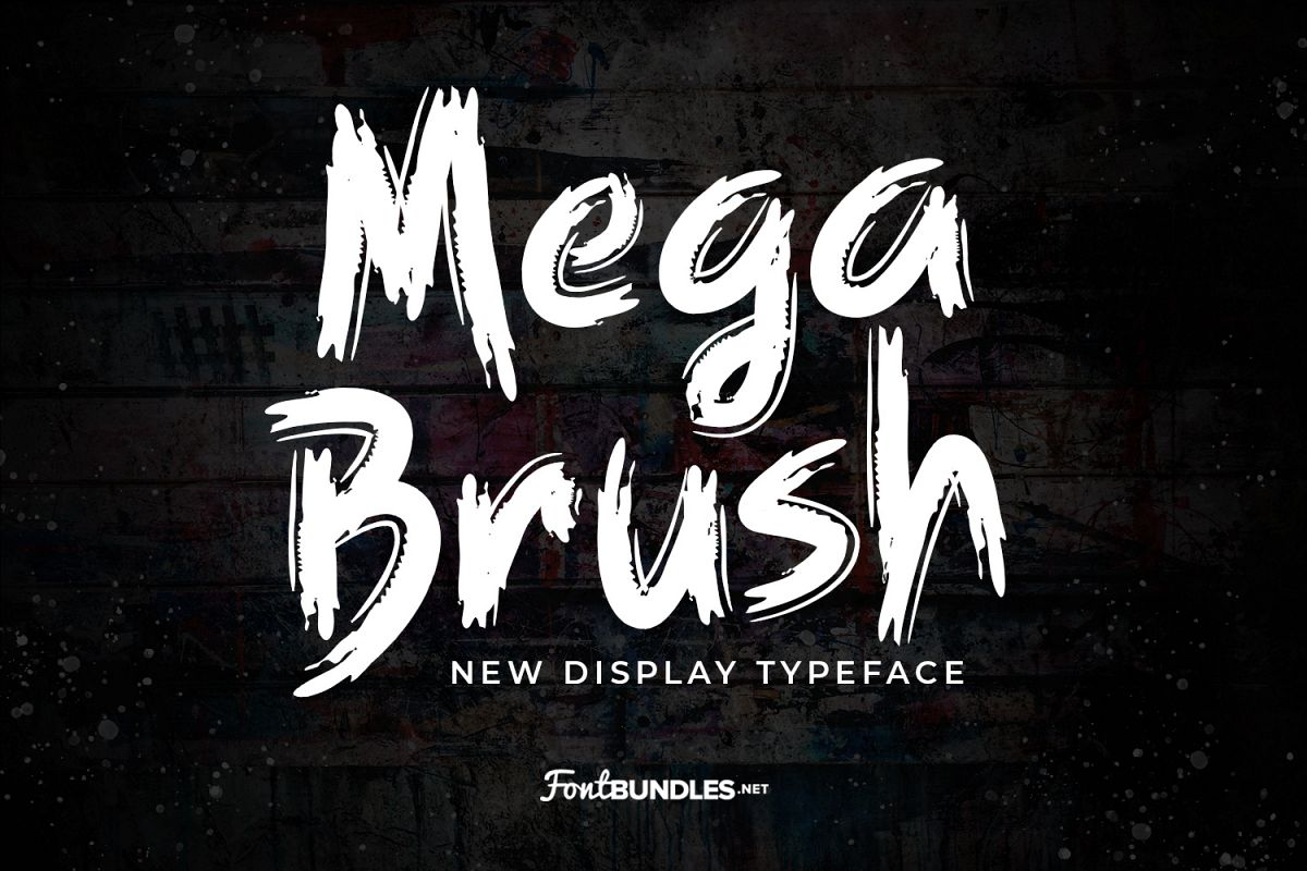 Mega Brush example image 1