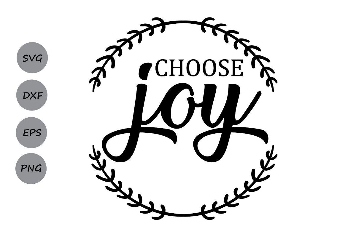 choose joy svg christmas svg choose happiness merry christmas svg silhouette calligraphy