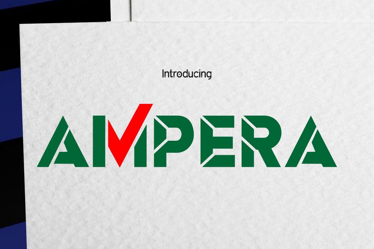 AMPERA example image 1