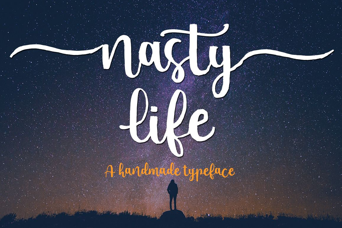 Nasty life example image 1
