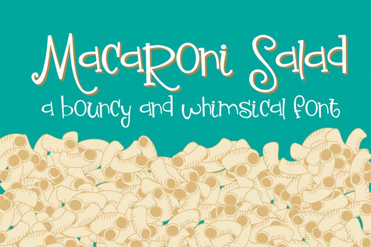 ZP Macaroni Salad example image 1