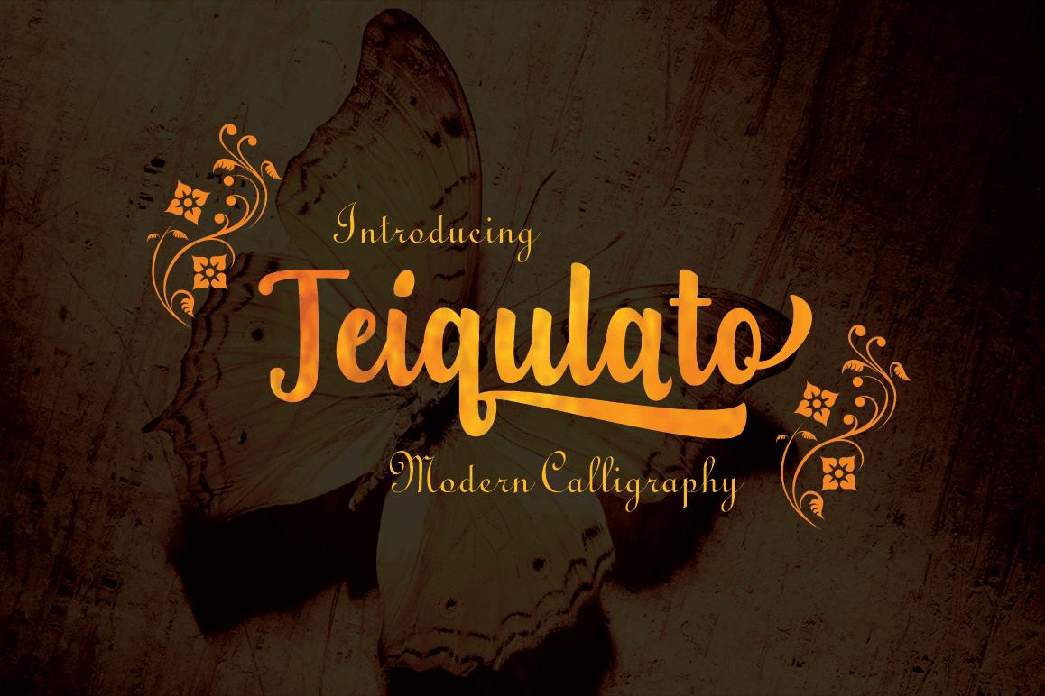 Teiqulato Script new example image 1