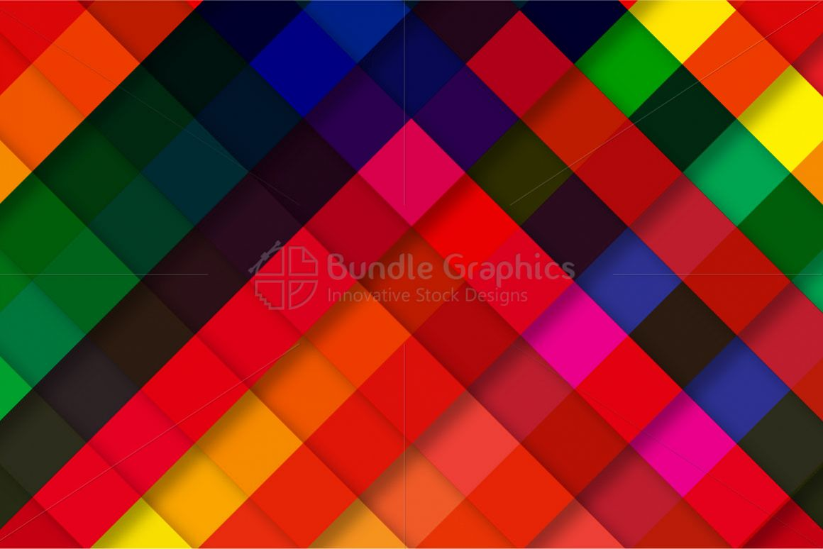 Creative Abstract Geometrical Background example image 1
