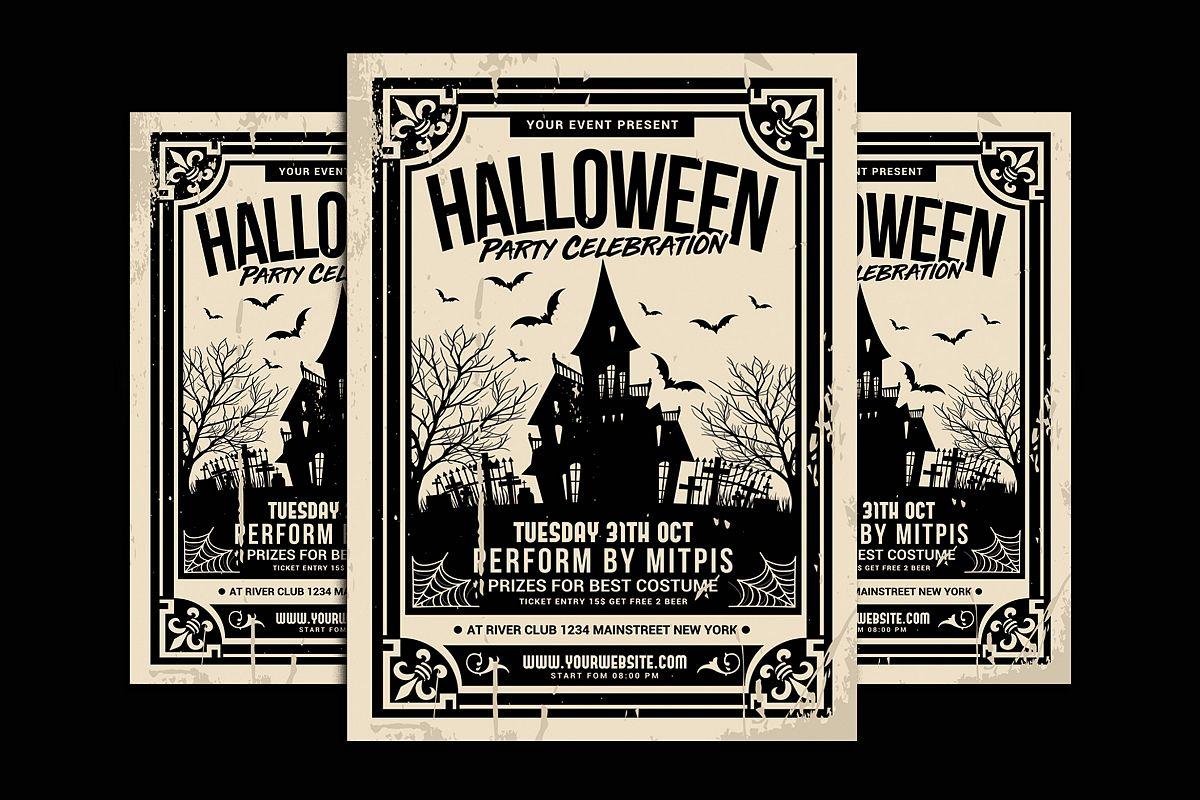 Halloween Party Celebration example image 1
