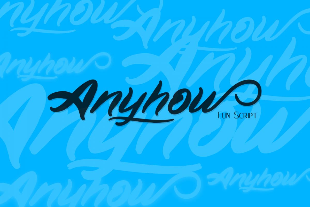 Anyhow Fun Script example image 1