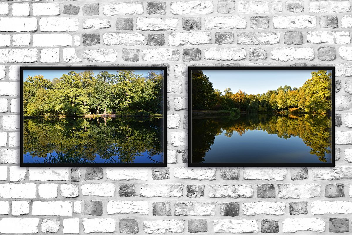 Nature photo, landscape photo, summer photo, sunset photo example image 1