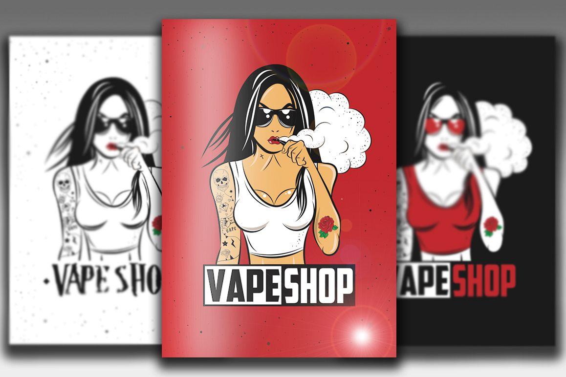 Vape Girl example image 1