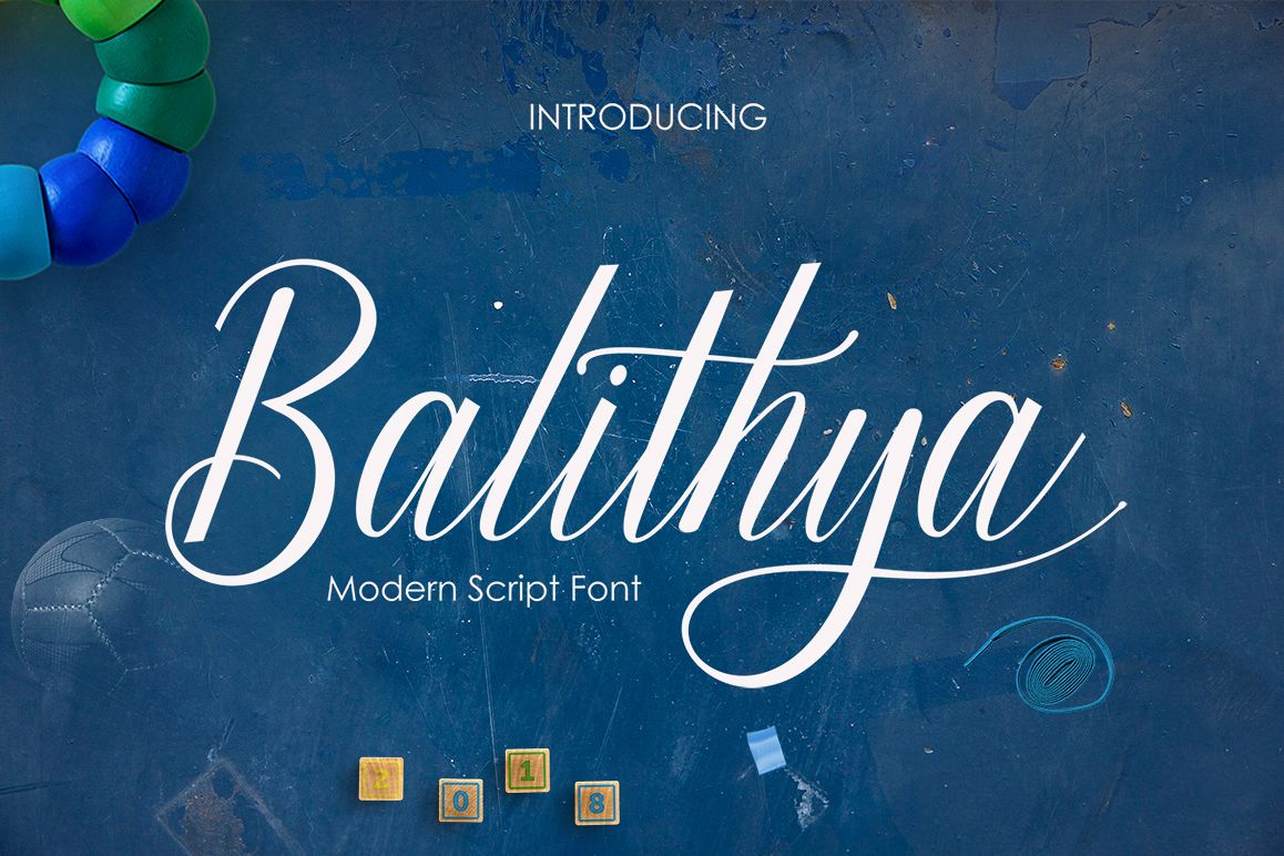 Balithya example image 1
