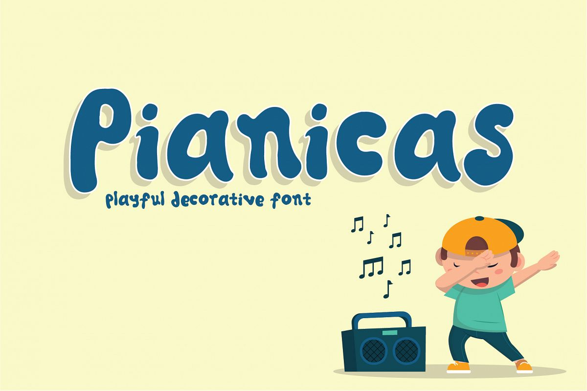 Pianicas example image 1