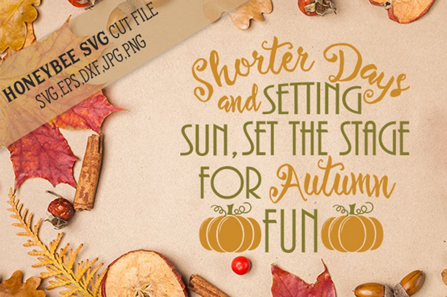 Autumn Fun svg example image 1