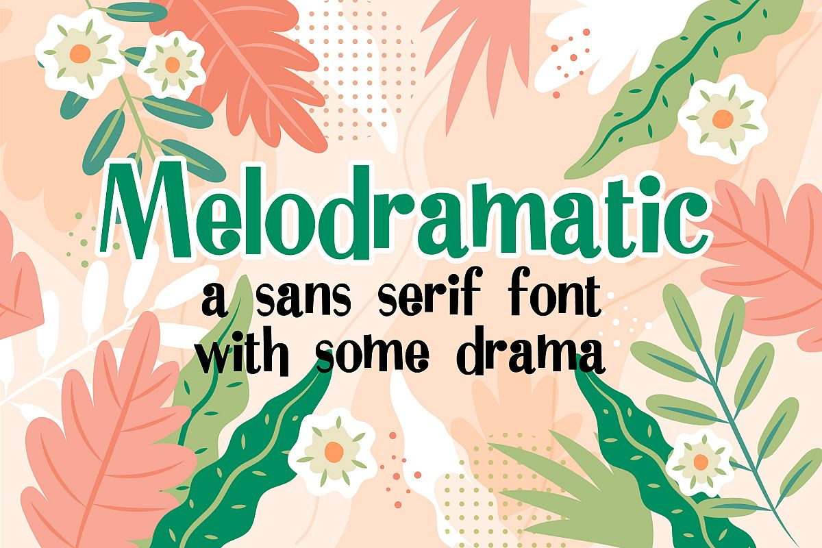 PN Melodramatic example image 1