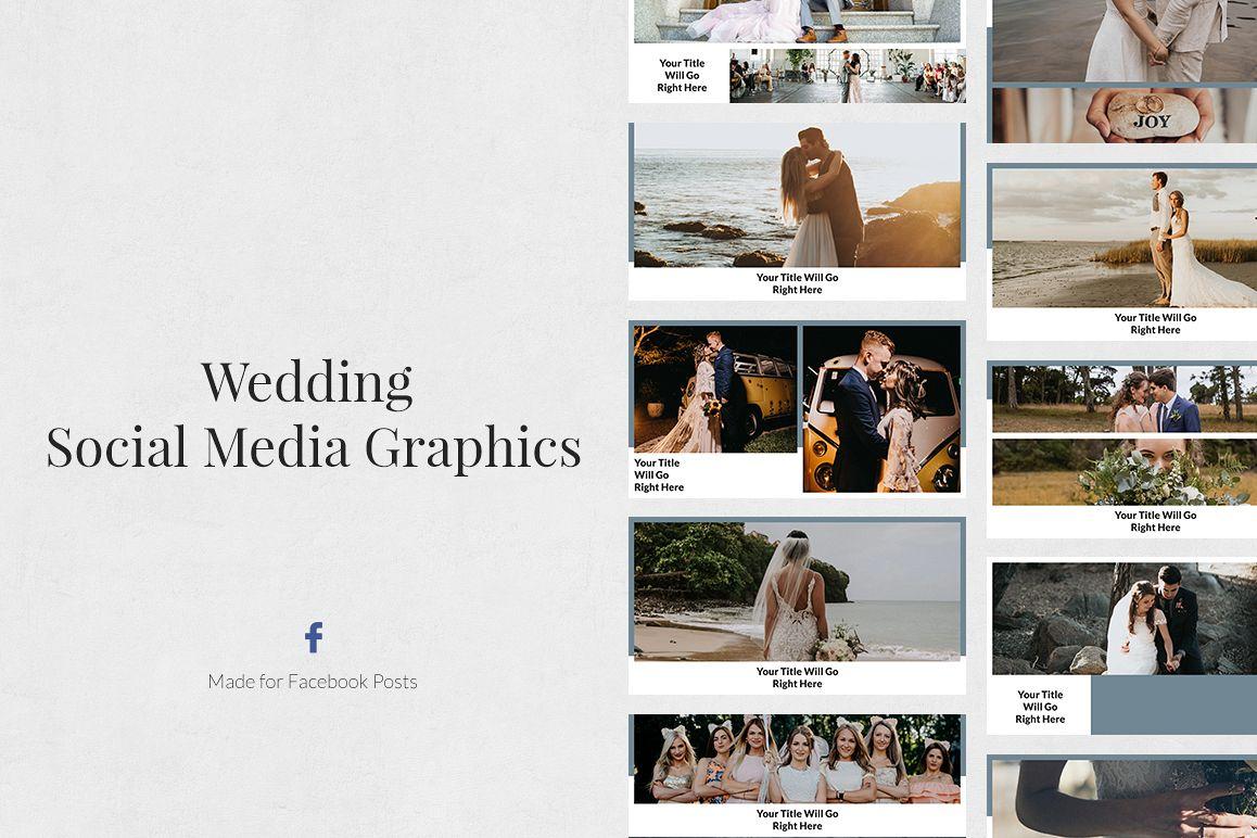Wedding Facebook Posts example image 1