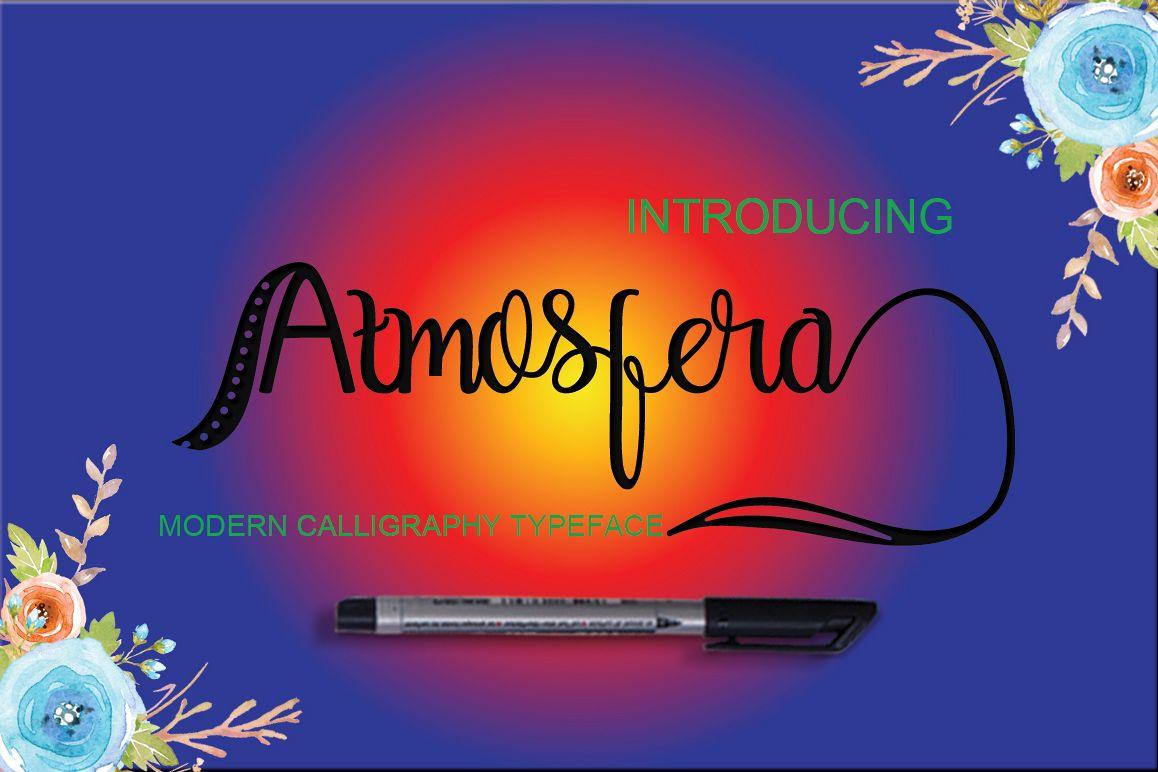 Atmosfera example image 1