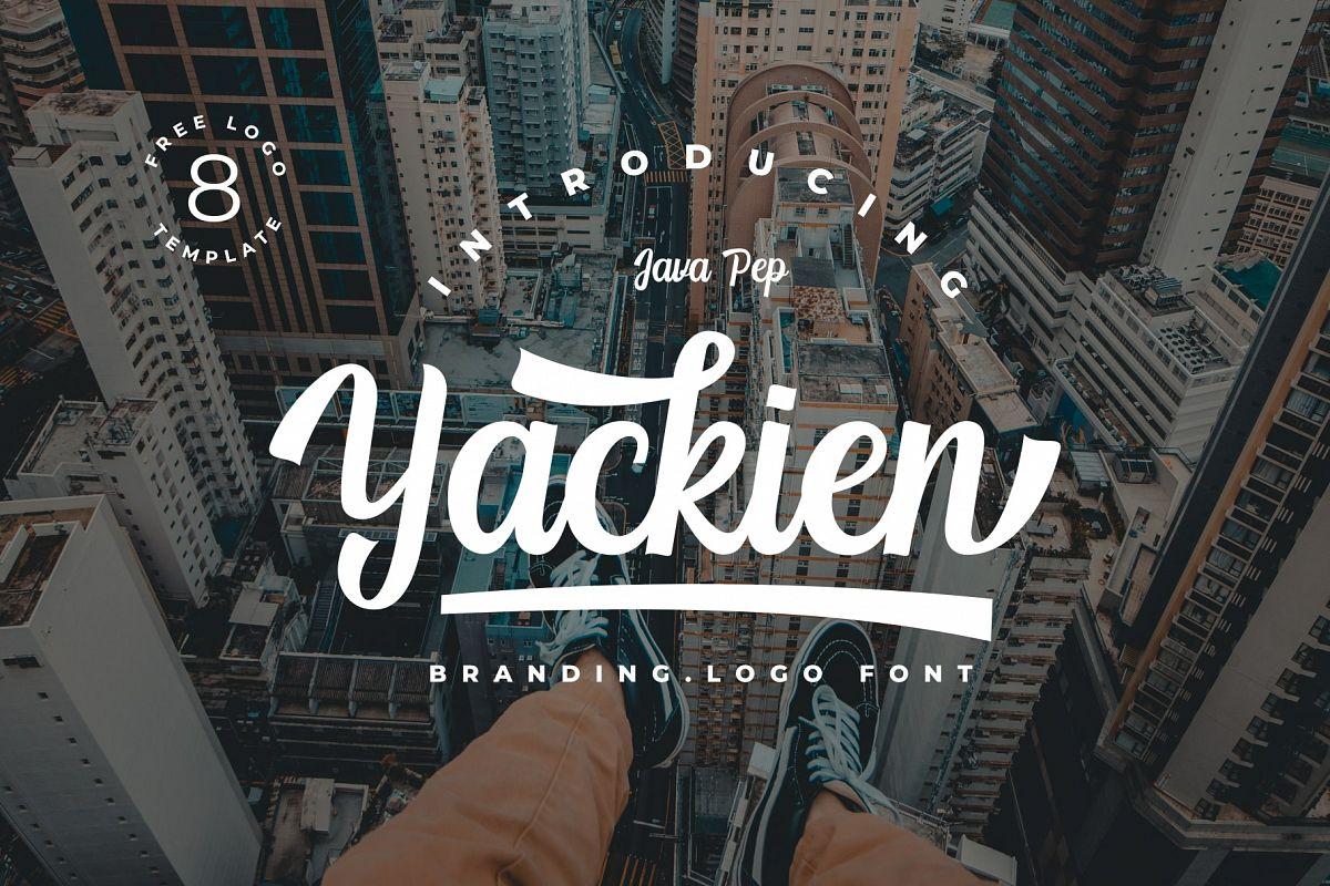 Yackien example image 1