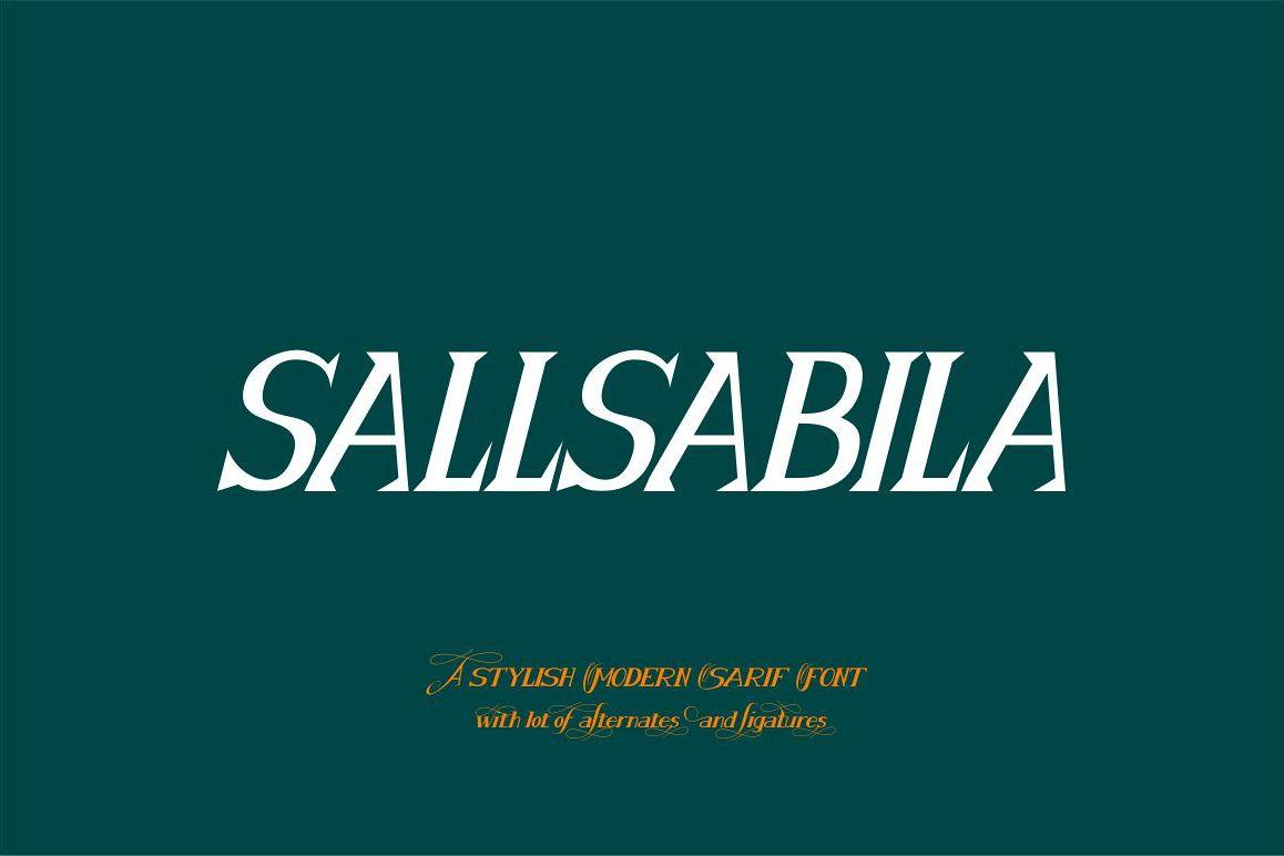 SALLSABILA example image 1