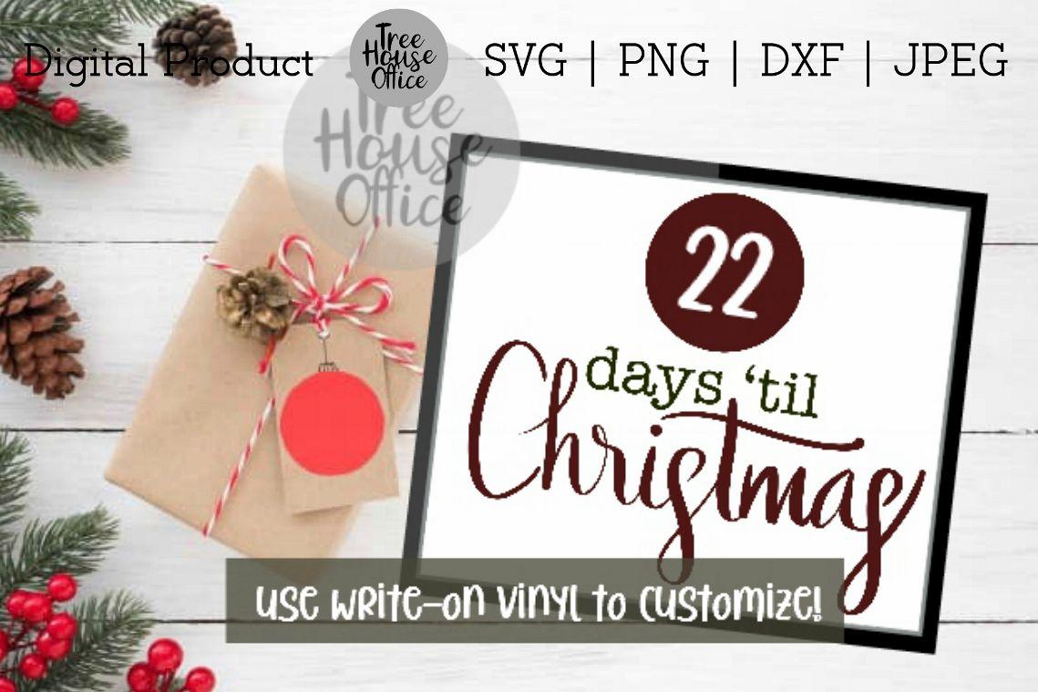 Free Printable Santa Countdown | Børnehave jul, Julespil, Højtider | 759x1139