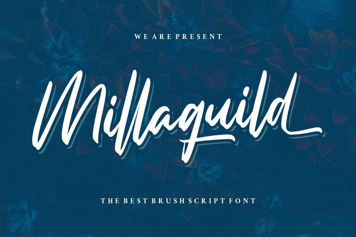 Millaguild Script example image 1