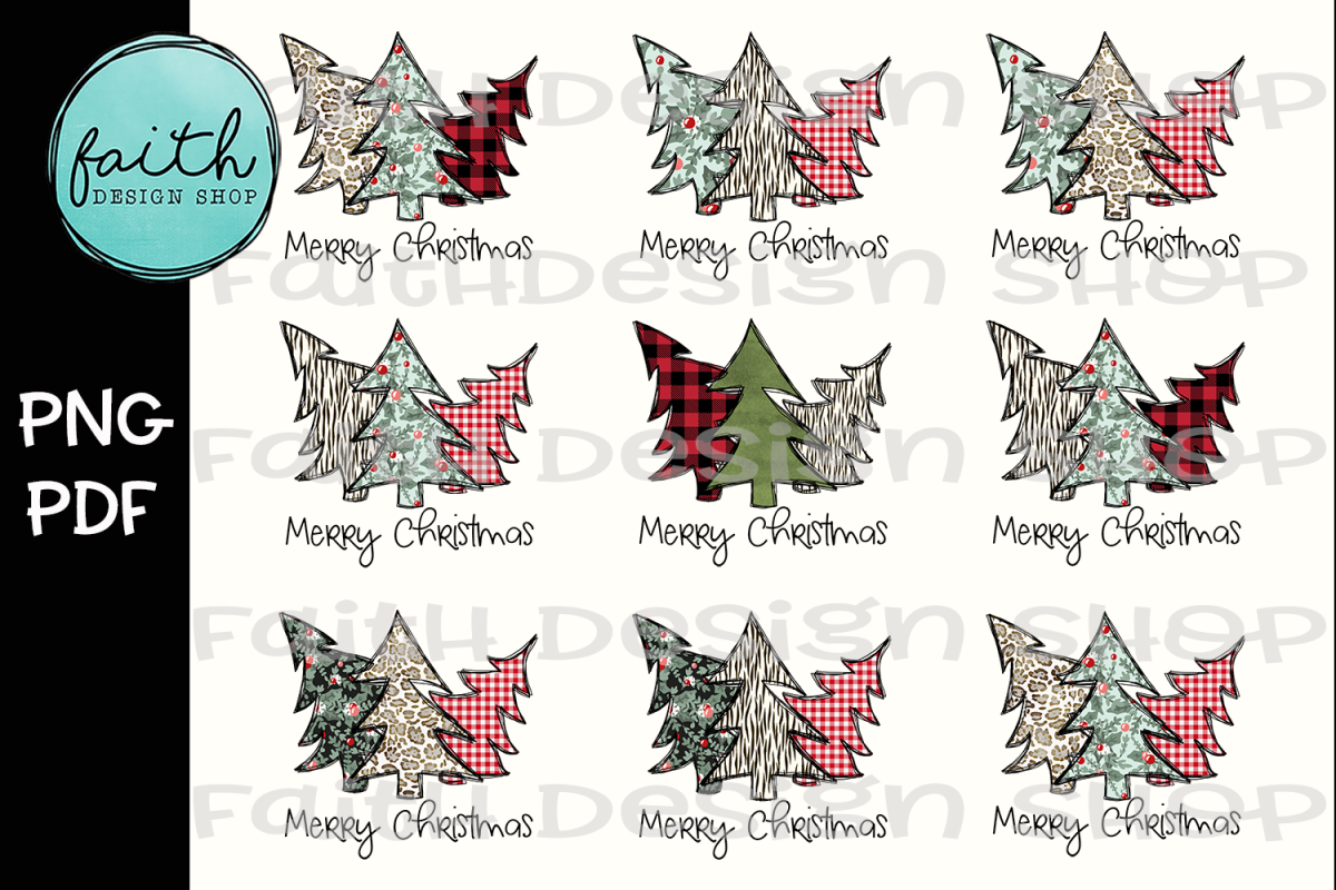 Christmas Bundle II example image 1