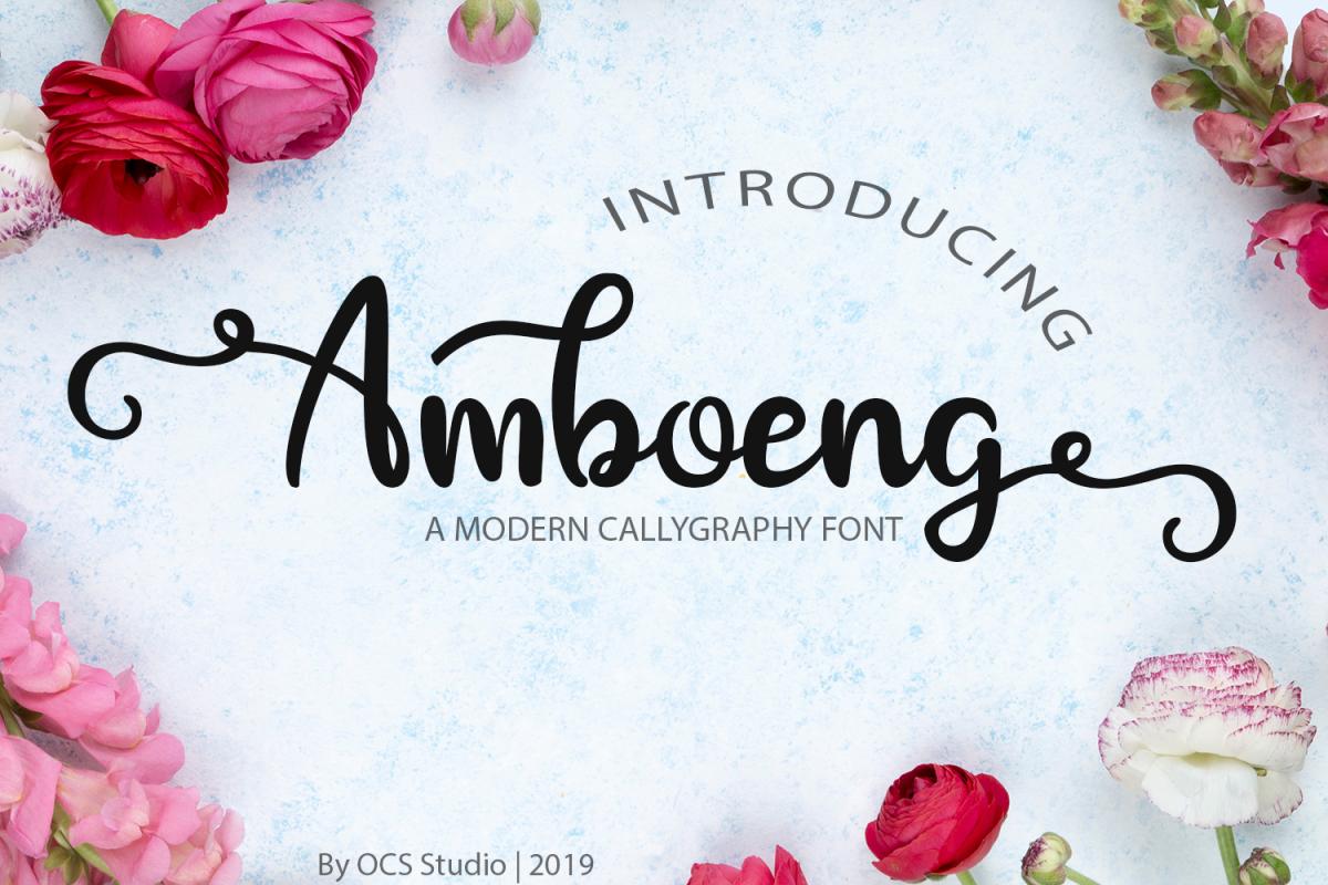 Amboeng example image 1