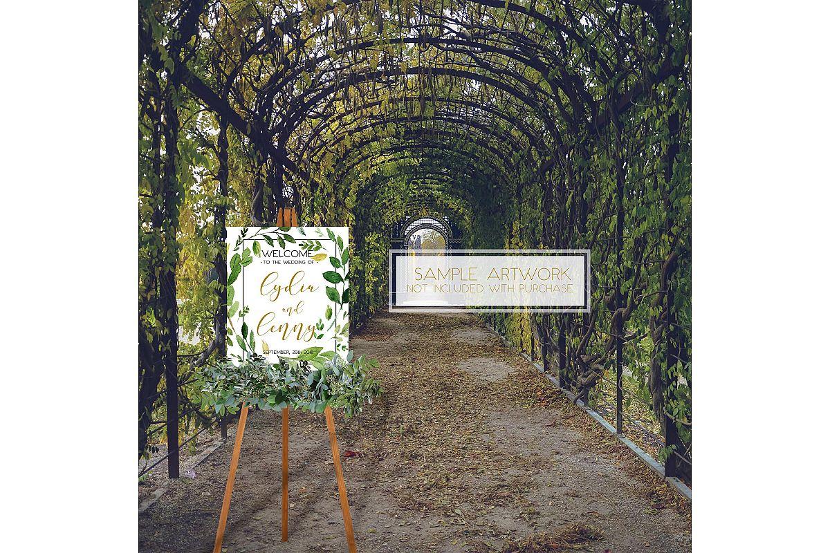 Wedding Mockup/ Wedding Sign Mockup/ Stock Photography example image 1