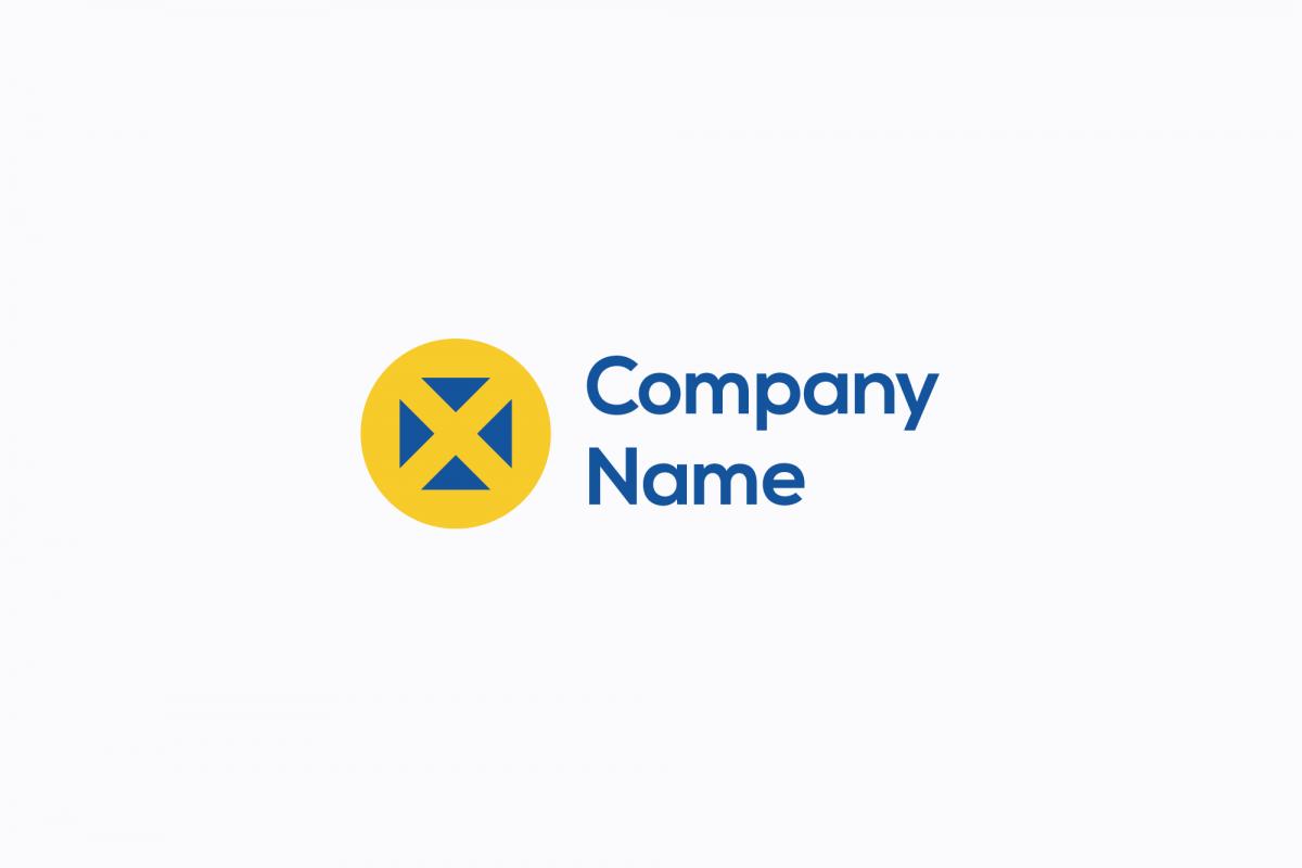 Company logo example image 1
