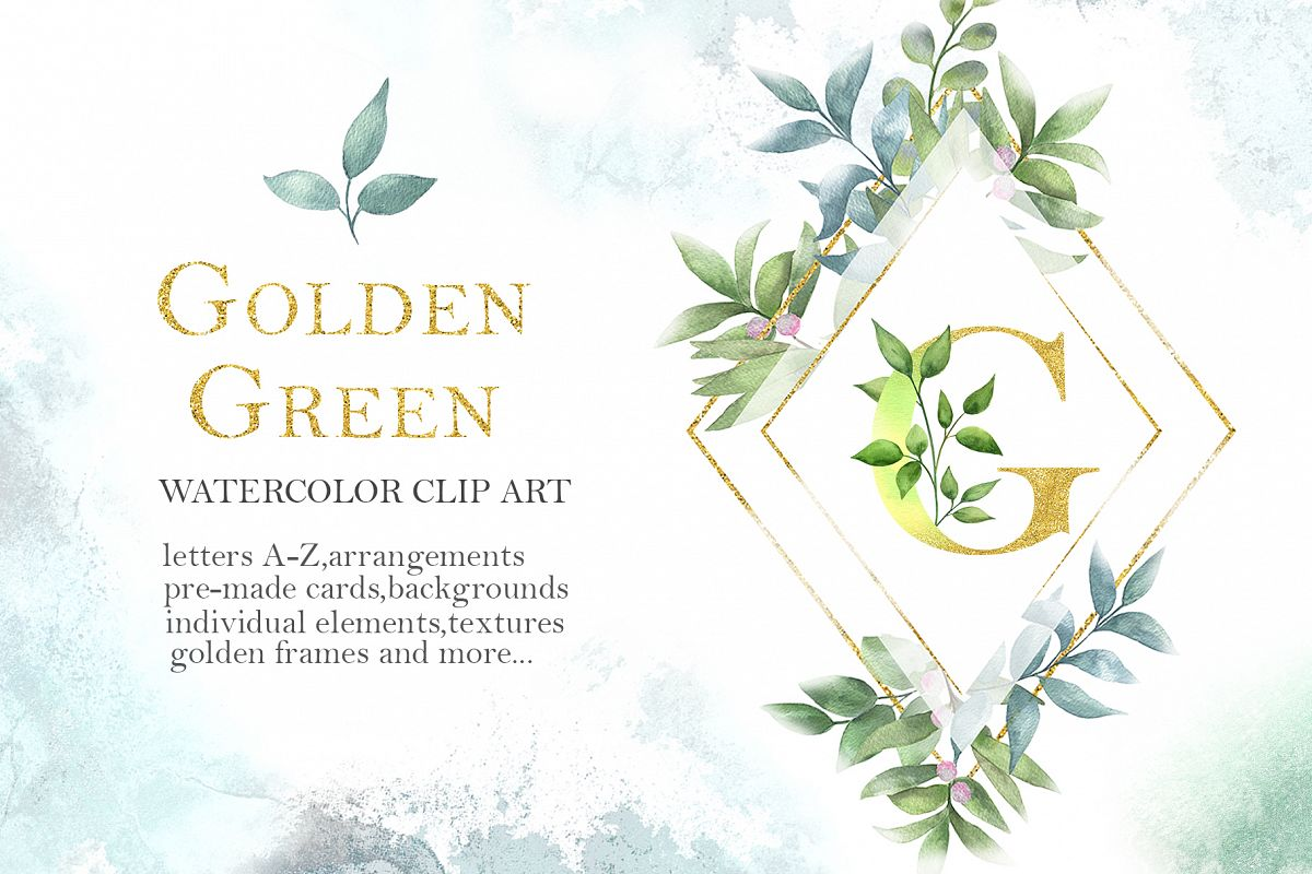 Golden Green example image 1