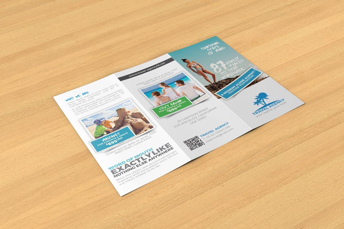 trifold brochure by ronour design stud design bundles