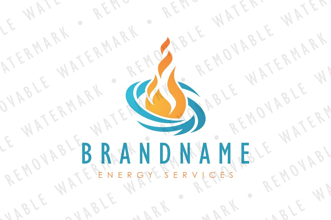 Fire Transformation Logo example image 1