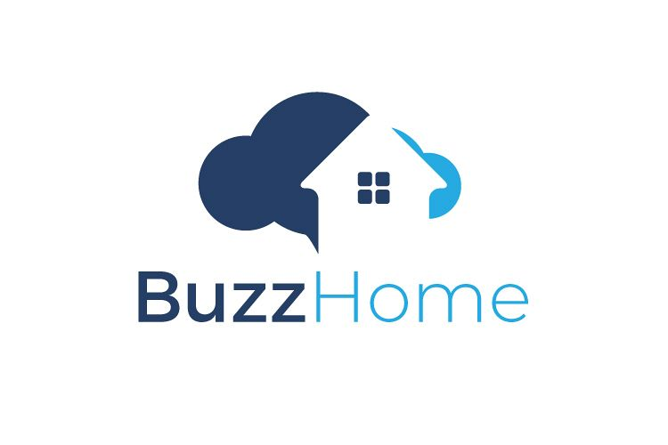 Cloud Home Logo Design example image 1