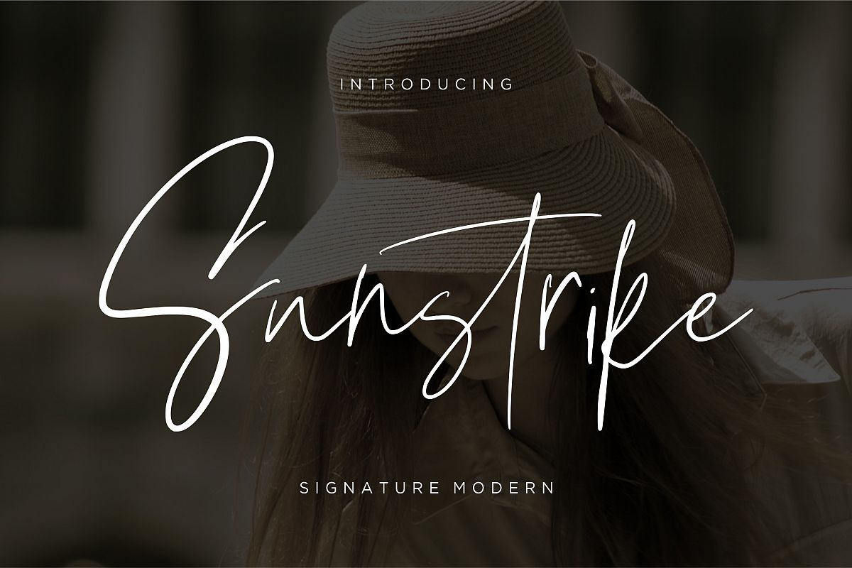 Suntrike Signature Modern example image 1