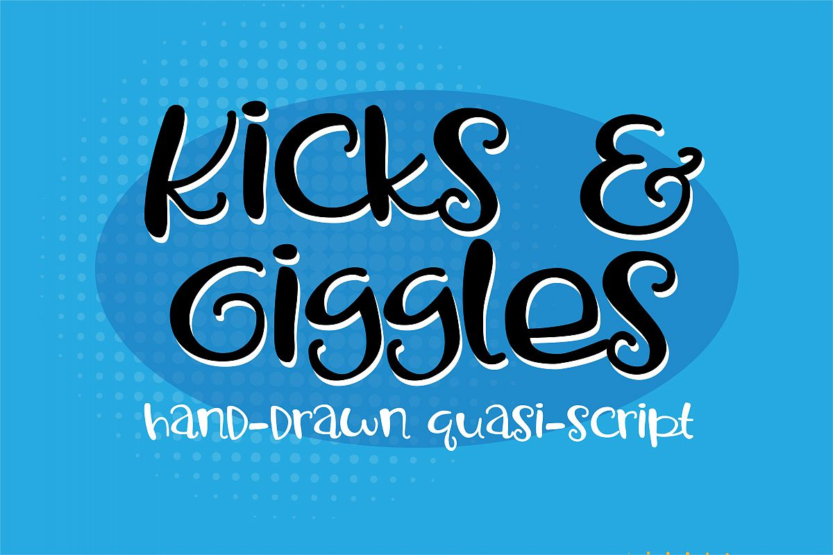 ZP Kicks and Giggles example image 1