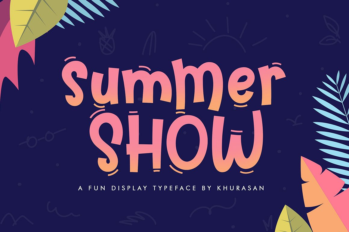 Summer Show example image 1
