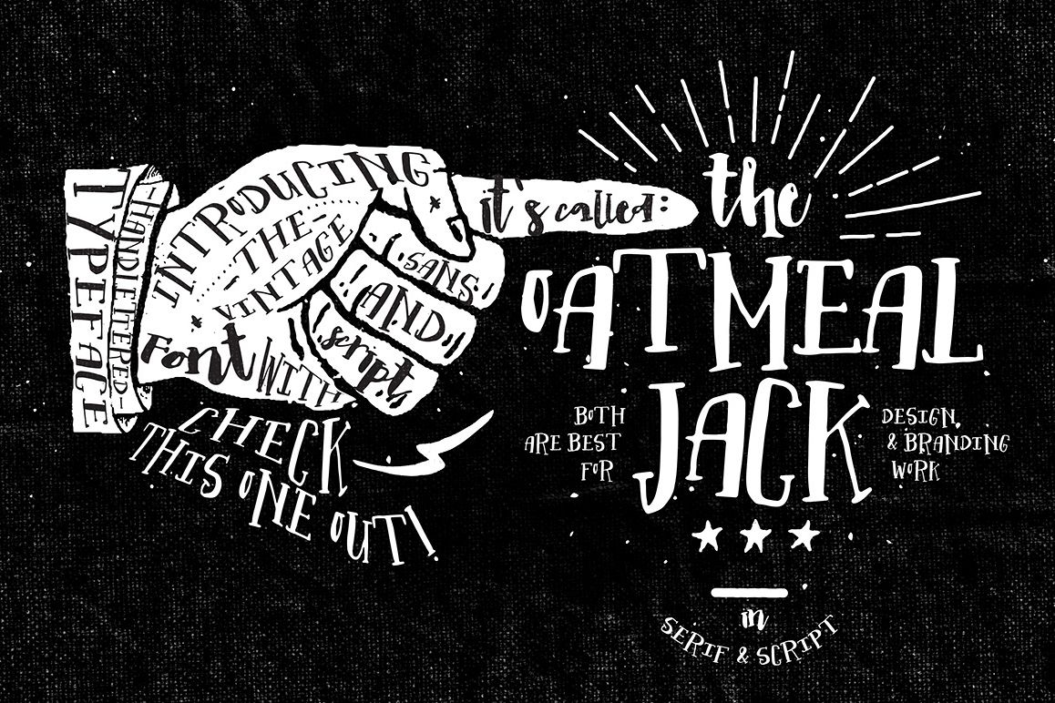 Oatmeal Jack example image 1