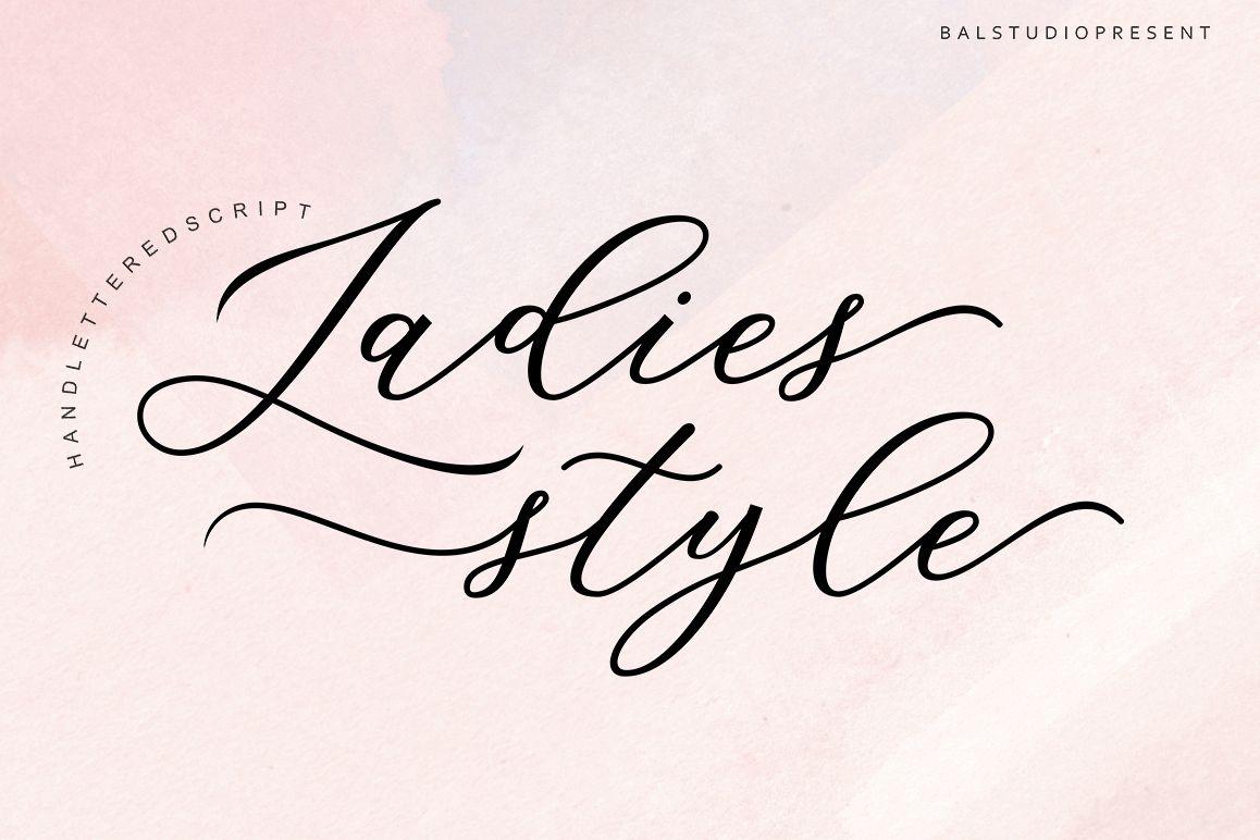 Ladies style example image 1