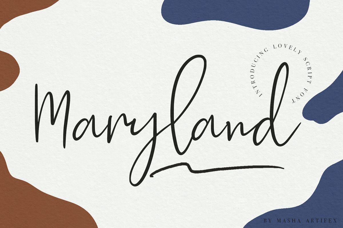 Maryland example image 1