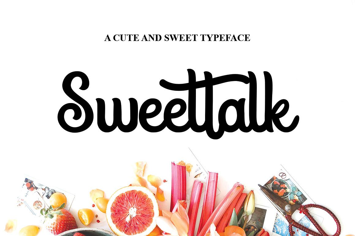Sweet Talk example image 1